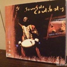 CDs de Música: SOUNGALO COULIBALYARION LIVE PARIS 2004 CD CON GUÍA PERCUSIÓN ÁFRICA. Lote 106658387