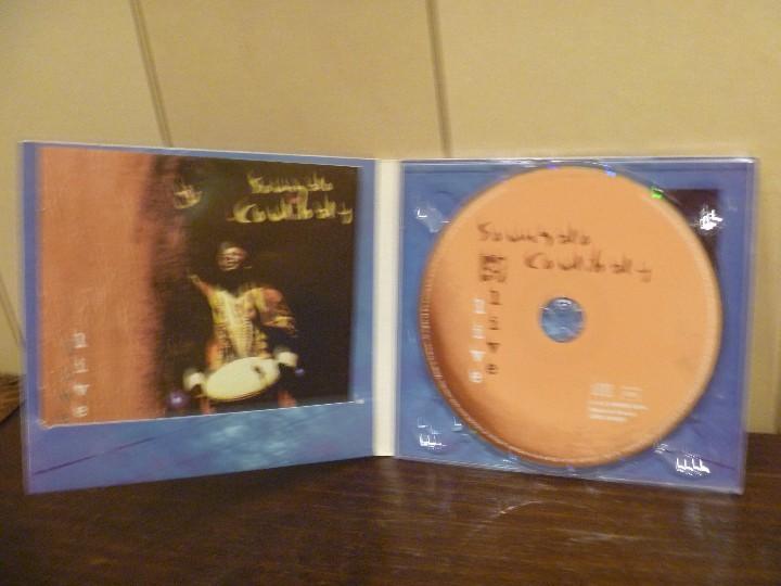 CDs de Música: SOUNGALO COULIBALYARION LIVE PARIS 2004 CD CON GUÍA PERCUSIÓN ÁFRICA - Foto 2 - 106658387