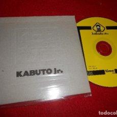 CDs de Música: KABUTO JR. TIME CD SINGLE 1999 PROMO. Lote 106686219