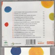 CDs de Música: GRANDES DE LA COPLA JUANITA REINA. Lote 106701955