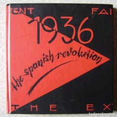 CDs de Música: THE EX.THE SPANISH REVOLUTION 1936 CNT-FAI...LIBRO-CD...MUY RARO. Lote 106732051
