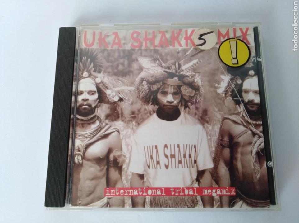 UKA SHAKA MIX (Música - CD's Techno)