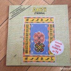 CDs de Música: CD EARTH TIERRA SINTONIO VUELTA CICLISTA 94 EN TVE. Lote 106922923