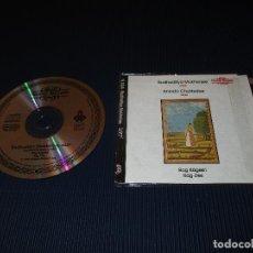 CDs de Música: BUDHADITYA MUKHERJEE ( RAG BAGESRI - RAG DES ) - CD - NI 5268 - NIMBUS RECORDS. Lote 106924351