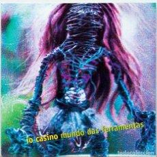 CDs de Música: IO CASINO ?/ MUNDO DAS FERRAMEN . Lote 106951927