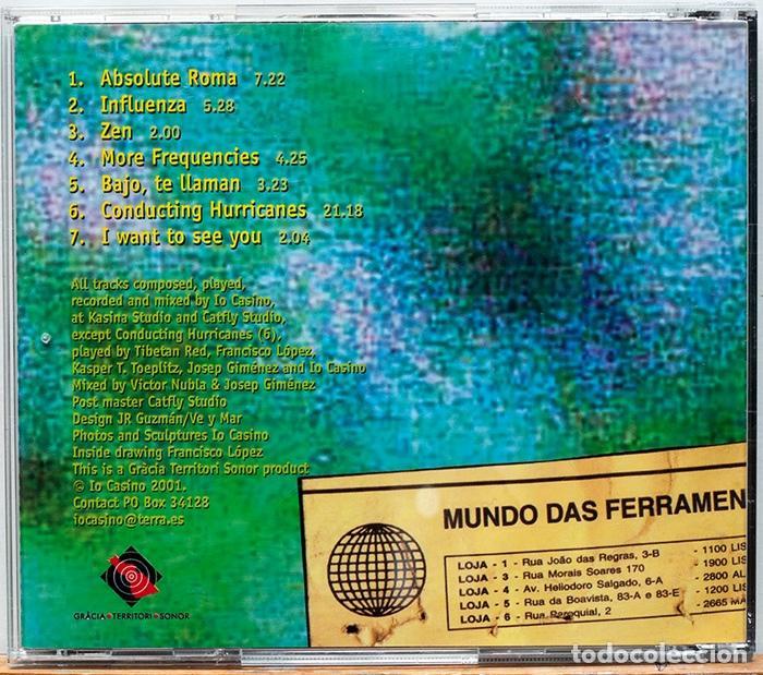 CDs de Música: Io Casino ?/ Mundo Das Ferramen - Foto 3 - 106951927