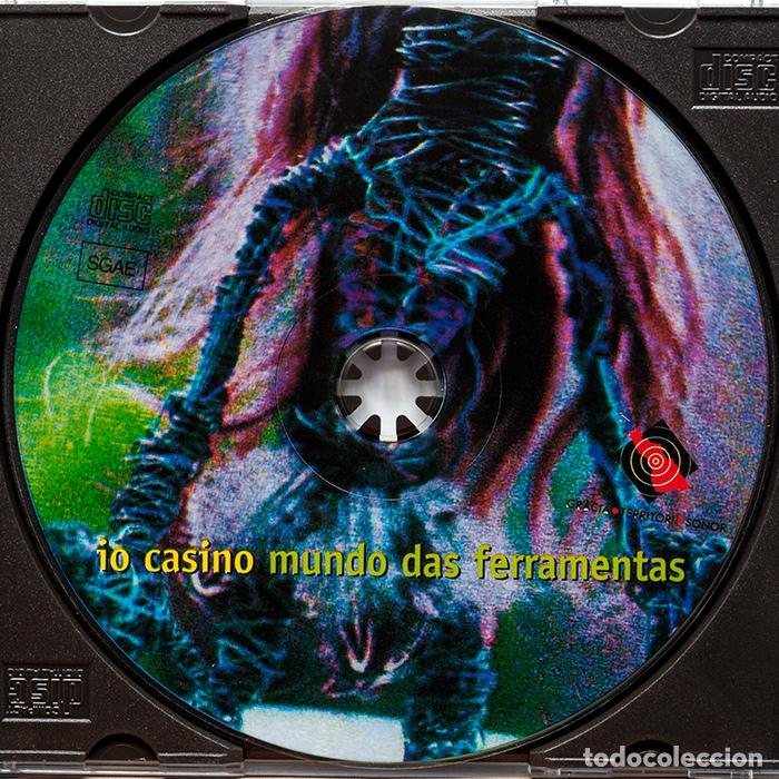 CDs de Música: Io Casino ?/ Mundo Das Ferramen - Foto 4 - 106951927