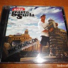 CDs de Música: BAKO GASTA SUELA CD ALBUM 2005 AITOR RAPSUSKLEI KON ZENIT KON RAN KON DARMO KON DOSHDETE HIP HOP. Lote 106956387