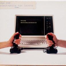 CDs de Música: DAS POP / ELECTRONICA FOR LOVERS. Lote 106971147