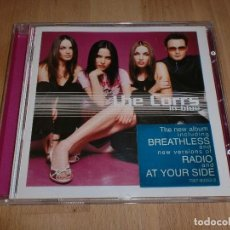CDs de Música: THE CORRS IN BLUE. Lote 107013675