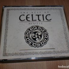 CDs de Música: THE BEST OF CELTIC MUSIC. Lote 107013767
