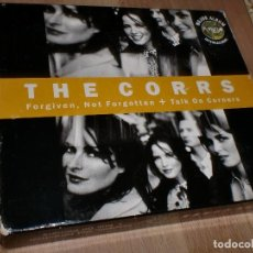 CDs de Música: THE CORRS - FORGIVEN, NOT FORGOTTEN. Lote 107014067