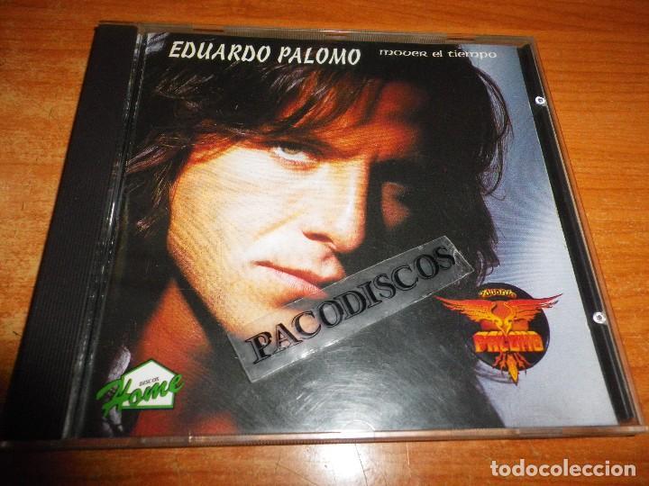 EDUARDO PALOMO MOVER EL TIEMPO CD ALBUM DEL AÑO 1995 ESPAÑA CONTIENE 10 TEMAS ALEKS SYNTEK (Música - CD's Latina)