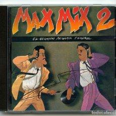 CDs de Música: CD - MAX MIX 2 - MAX MUSIC - 1993. Lote 107088591