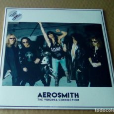 CDs de Música: AEROSMITH - THE VIRGINIA CONNECTION (2LP 2015, LIMITED ED. BACK ON BLACK RCV174LP) PRECINTADO. Lote 107095963