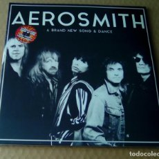 CDs de Música: AEROSMITH - A BRAND NEW SONG & DANCE (2LP 2015, LIMITED ED. BACK ON BLACK RCV183LP) PRECINTADO. Lote 107096003