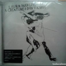 CDs de Música: A CREATURE I DON'T KNOW (LAURA MARLING). Lote 107211875