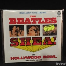 CDs de Música: THE BEATLES - SHEA AND HOLLYWOOD BOWL / THE MISSING CONCERT - CD. Lote 107226556
