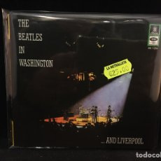 CDs de Música: THE BEATLES - IN WASHINGTON AND LIVERPOOL- CD. Lote 107226818
