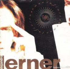 CDs de Música: ALEJANDRO LERNER,AMOR INFINITO EDICION ESPAÑOLA DEL 93. Lote 107227571