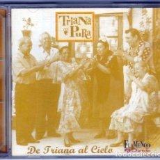 CDs de Música: TRIANA PURA - DE TRIANA AL CIELO (1998). Lote 107234163