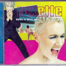 CDs de Música: ROXETTE - HAVE A NICE DAY. Lote 107236175