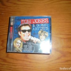 CDs de Música: TOM JONES & GUEST ARTISTS. TINA TURNER, DIONNE WARWICK. CD. IMPECABLE. Lote 107271807