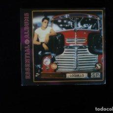 CDs de Música: LOQUILLO Y TROGLODITAS EL TITMO DEL GARAJE - NUEVO PERO DESPRECINTADO A ESTRENAR. Lote 107341071