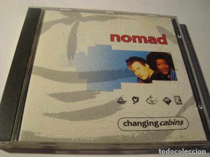 RAR CD  NOMAD  CHANGING CABINS  HOUSE  MADE IN SPAIN