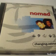 CDs de Música: RAR CD. NOMAD. CHANGING CABINS. HOUSE. MADE IN SPAIN. Lote 107388335