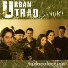 CDs de Música: BÉLGICA 2003. SANOMI - URBAN TRAD. Lote 107420019