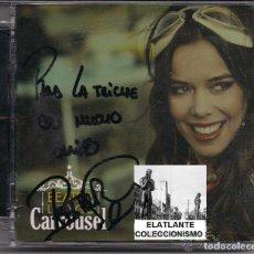 CDs de Música: BEATRIZ LUENGO - CARROUSEL - DEDICADO Y FIRMADO POR LA AUTORA - CD PERFECTO (PROBADO). Lote 107440867