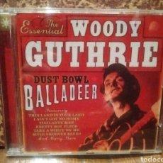CDs de Música: CD WLODY GUTHRIE. Lote 107458790