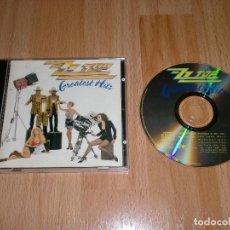 CDs de Música: ZZ TOP GREATEST HITS. Lote 107463823