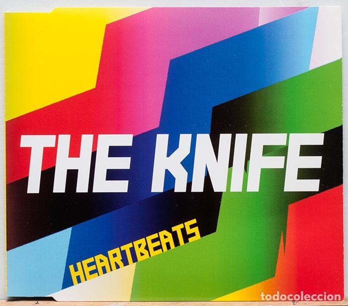 THE KNIFE / HEARTBEATS (Música - CD's Techno)