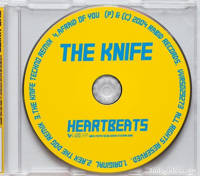 CDs de Música: The Knife / Heartbeats - Foto 3 - 107468091