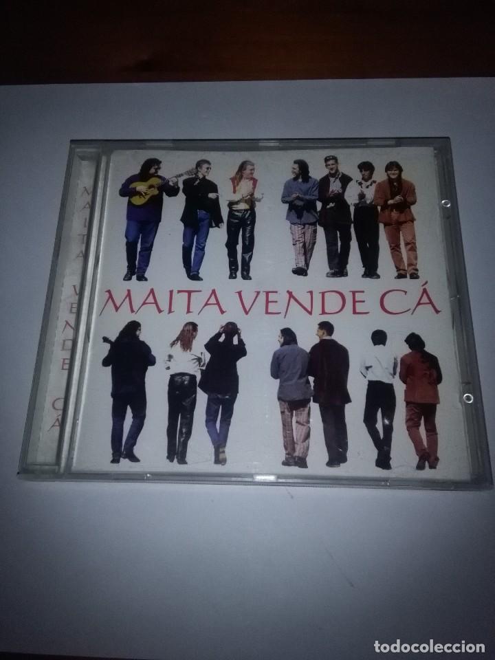 MAITA VENDE CÁ. 12 TEMAS. B8CD (Música - CD's Otros Estilos)