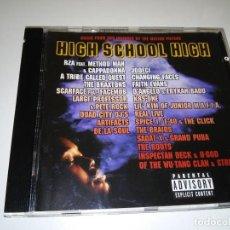 CD di Musica: 1118- HIGH SCHOOL HIGH MOTION PICTURE--CD - ENVIO ECONOMICO!. Lote 233208845