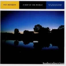 CDs de Música: A MAP OF THE WORLD / PAT METHENY CD BSO. Lote 107491591
