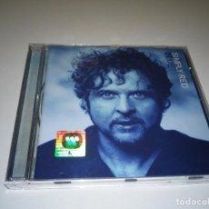 CDs de Música: 1118- SIMPLY RED BLUE CD - ENVIO ECONOMICO!!. Lote 107514567