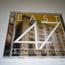 CDs de Música: 1118- EAST 47 SOUNDS 2002 CD - ENVIO ECONOMICO!. Lote 107518679