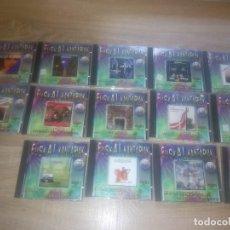 CDs de Música: HAIZEA-IZUKAITZ-ITOIZ -ERROBI-KORTATU-CICATRIZ-URRETXINDORRAK LOTE 14 CD. Lote 107523699