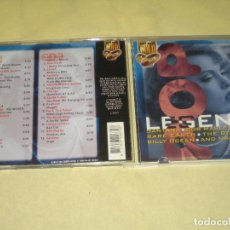CDs de Música: LEGENDS - DOBLE CD . Lote 107535243