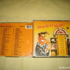 CDs de Música: ROCK ´N´ROLL - 40 - DOBLE CD. Lote 107537263