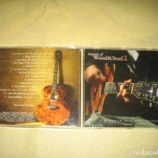 CDs de Música: SOUNDS OF WOOD&STELL 2 - CD . Lote 107538275