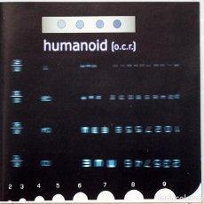 CDs de Música: HUMANOID / (O.C.R.). Lote 107540703