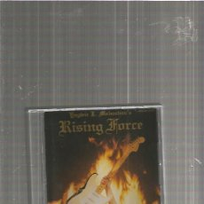CDs de Música: YNGWIE MALMSTEEN RISING FORCE. Lote 107561215