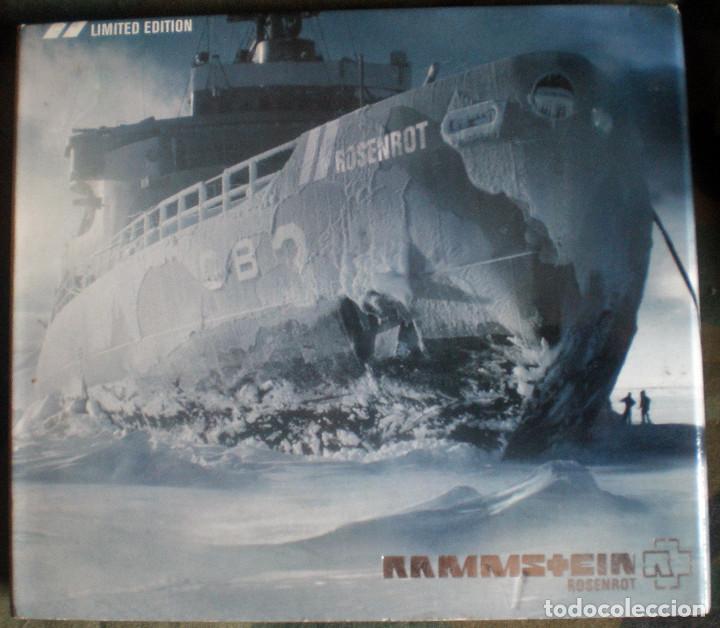 RAMMSTEIN BAIXAR ROSENROT CD