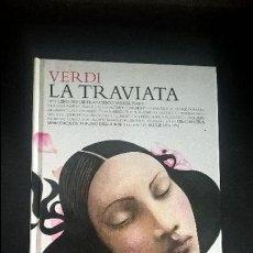 CDs de Música: VERDI LA TRAVIATA. PRISA 2007. CONTIENE 2 CDS. LOS CALSICOS DE LA OPERA. VER FOTOS.. Lote 107564907