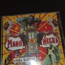 CDs de Música: MANO NEGRA / CD / CASA BABYLON. Lote 107569668